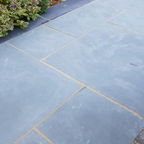 Brazilian Grey Slate 3 Sizes  Sawn Edge