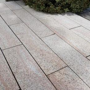 Yellow Granite Sawn & Flamed 600x900 Calibrated