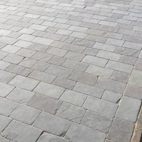 Dove Grey Block Paving or Driveway Sets