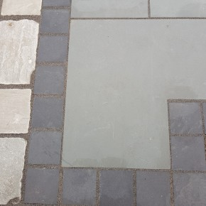 Brazilian Black Slate Setts 100x100