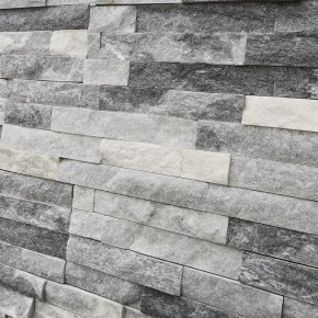 Cloudy Grey Wall Cladding