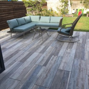 Italian Nuoak Porcelain Planks 1200x300