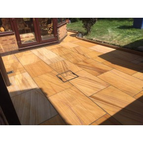 Teakwood 600x900 Sawn & Honed