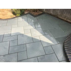 Brazilian Grey Slate 600x900 Calibrated & Sawn Edge