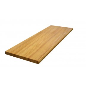 Bull Nose Steps 600x350x30 mm - teak sandstone