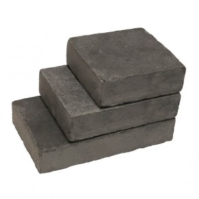 Charcoal Block Paving - Sample