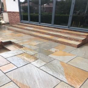 Indian York sandstone 4 Sizes Calibrated