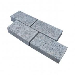 Silver GraniteBlocks  200x100x50mm
