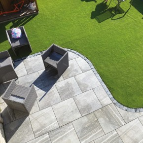 Vertice Marble Porcelain Paving Lifestyle 600x600 Product Image
