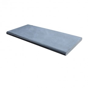 Bull Nose Steps 600x300x30 mm - Black