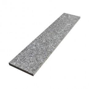 Ash Black Granite 900x200 Linear Plank Paving