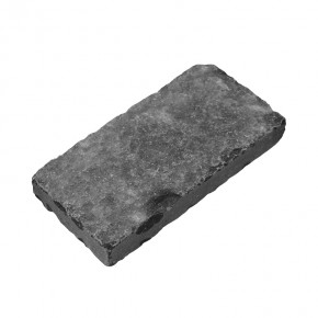 Black Basalt cobbles 200x100