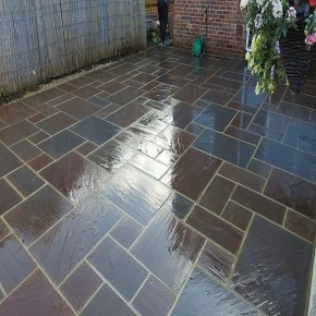 4 Sizes Patio Pack - Hand Cut - 19.5 m2