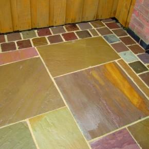 Multi Colour Cobbles 140x140