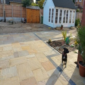 4 Sizes Patio Pack - Calibrated - 18.9 m2