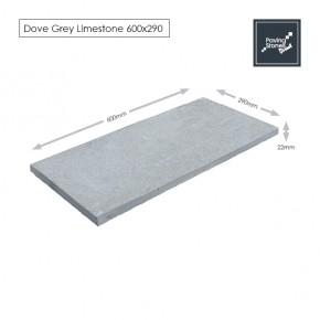 Dove Grey 600x290