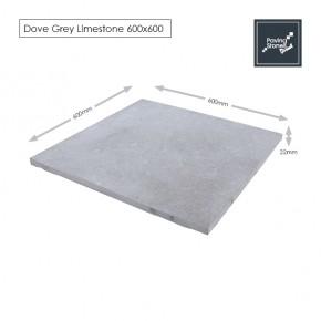 Dove Grey 600x600