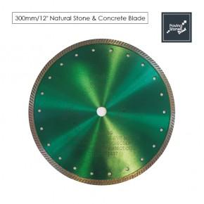 300mm Natural Stone Blade (Stihl Saw)