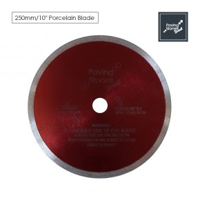 250mm Porcelain Blade (Table Saw)
