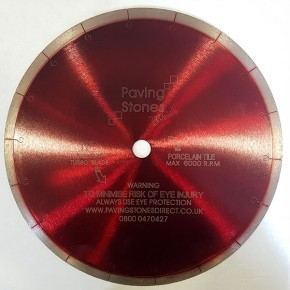 Diamond Cutting Blades Natural Stone & Porcelain