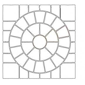 Fossil Mint Circle