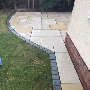 Brazilian Grey Slate Setts