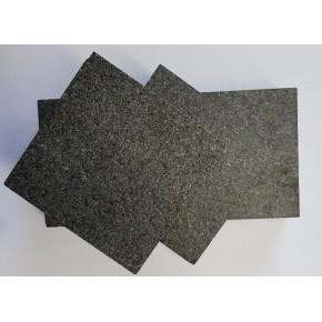 Sawn edge Black Granite Setts