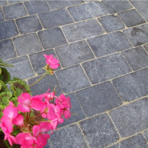 Bluestone Block Paving