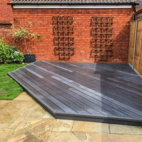 Composite - Fencing & Decking