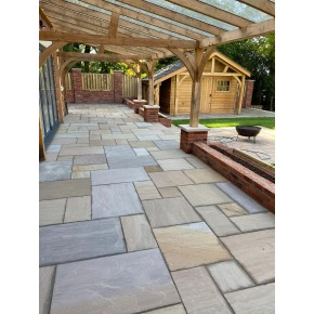 Riven Finish Paving