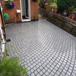 Granite Cobbles & Setts