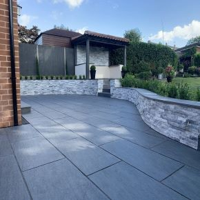 Vitrified Porcelain Paving