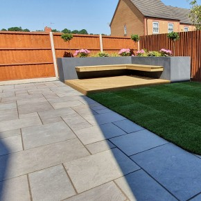 Dove Grey Limestone (From £370.00)