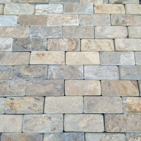 Copper Slate Tumbled Setts