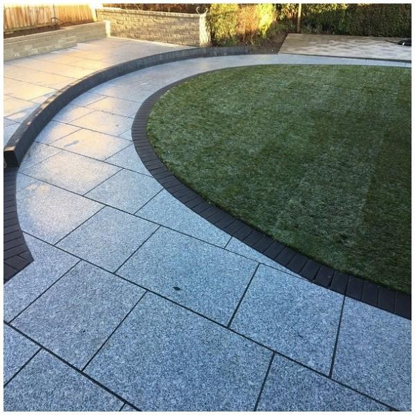 Granite & Textured Paving