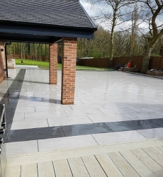 Porcelain Paving for Outdoor Bespoke and Luxury Projects