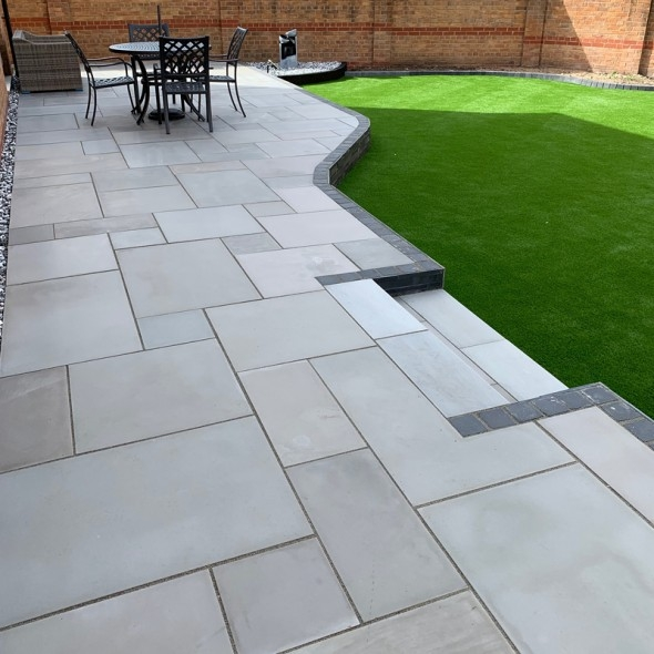 10 Questions Answered about Sandstone Paving